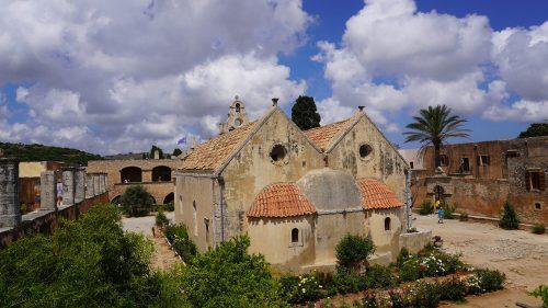 Monasterio de Arkhadi