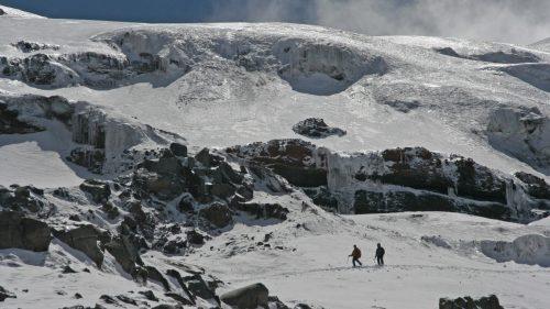 Descenso del Chimborazo