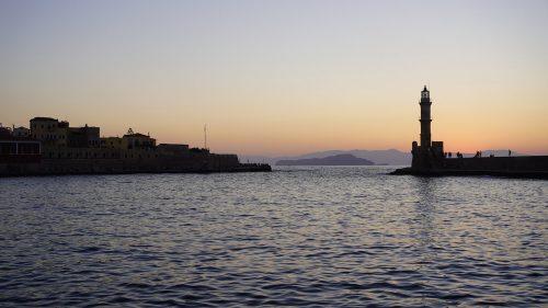 Faro egipcio de Chania