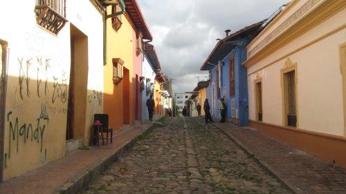 Barrio de La Candelaria, Bogotá