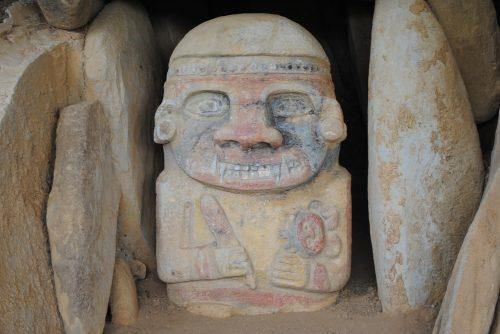 Yacimiento arqueológico de San Agustín