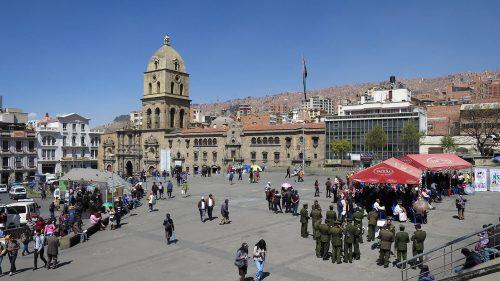 Iglesia San Francisco, La Paz