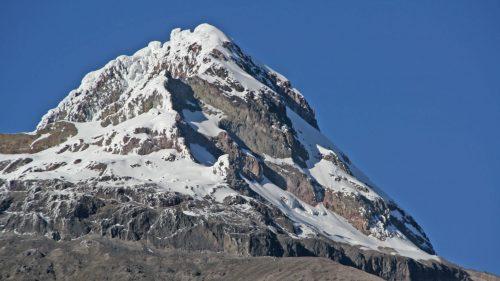 Vista al Illiniza Sur