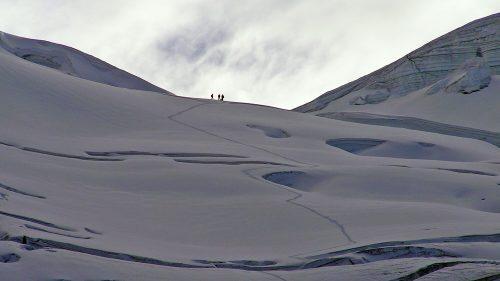 Glaciar del Tarija