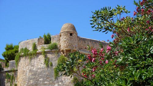 Fortaleza de Rethymno
