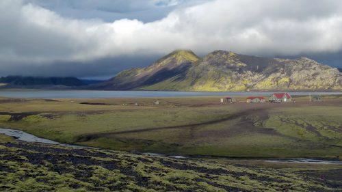 Refugio de Álftavatn