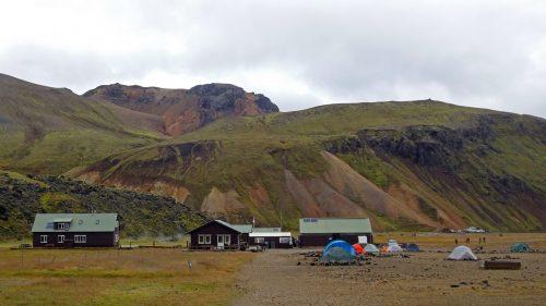 Refugio de Landmannalaugar