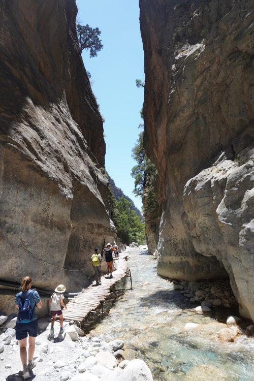 Puertas de Hierro, Samaria