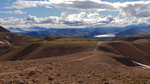 Vista la Mýrdalsjökull