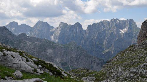 Vista desde el Maja Rosit