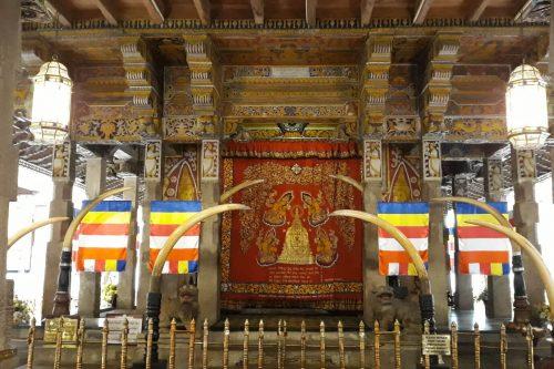 Templo de Sri Dalada Maligawa