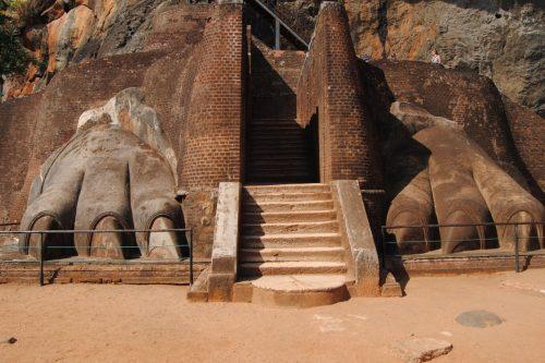 Roca de Sigiriya