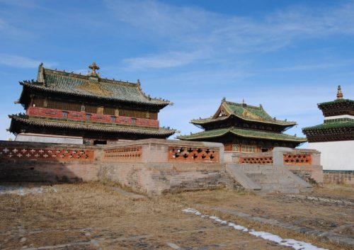 Monasterio de Erdene Zuu, Kharkhorin