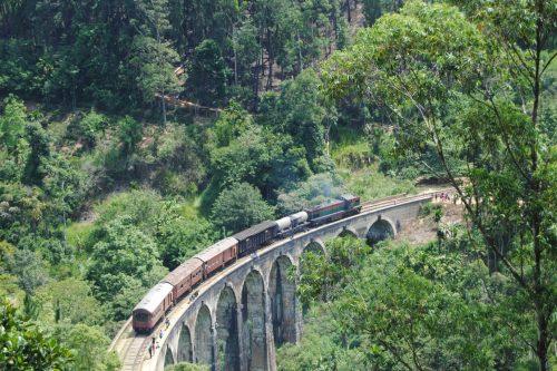Puente de los 9 Arcos de Ella