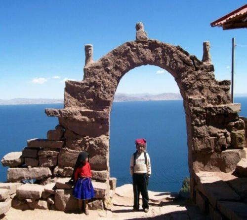 Isla Taquile, Titicaca
