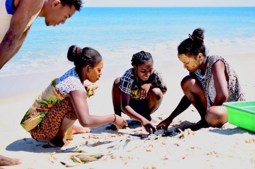 Etnia vezo, pescadores de Madagascar