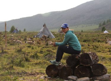 Campamento Tsaatan