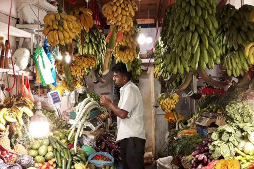 Mercado de Kandy