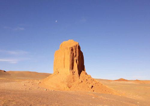 Bayanzag, desierto del Gobi