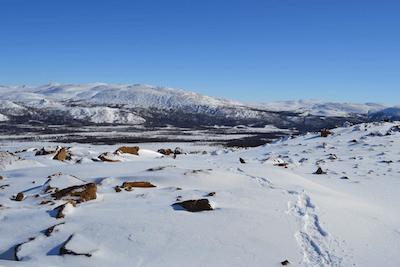 Vista de los Urales Polares