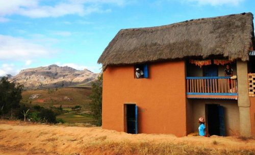 Casa local Tsaranoro