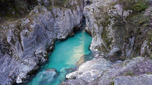 Cañón del río Soca