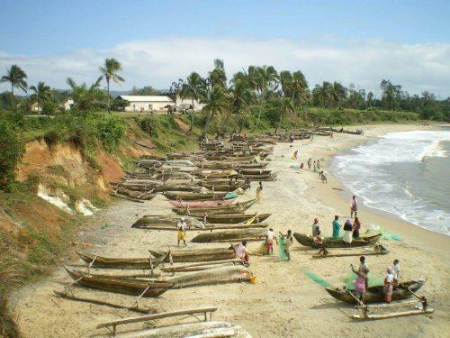 Playas de la costa de Ifaty