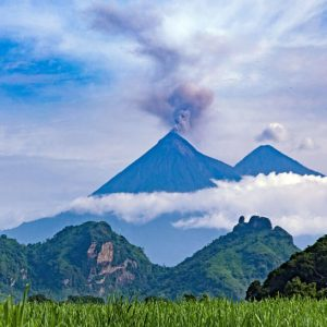 GUATEMALA VOLCANOES EXPEDITION AND EL MIRADOR TREKKING