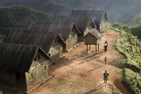 Arquitectura tradicional de Ifasina