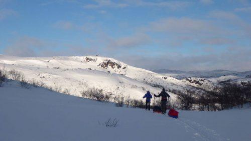 Las colinas de Kola