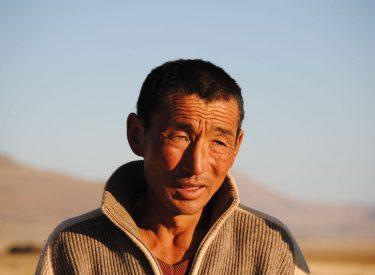 Cazador kazajo