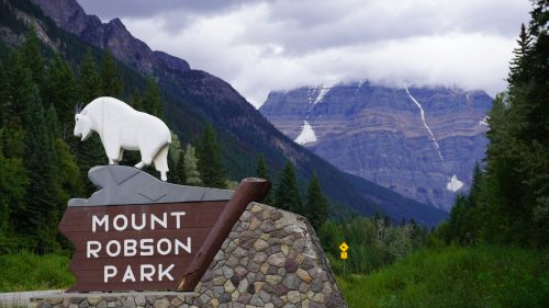 Mount Robson National Park