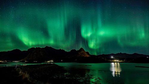 Auroras Lofoten 2