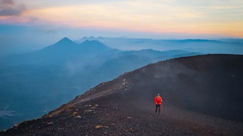 Cumbre del Acatenango