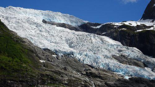 Glaciar Bøyabreen