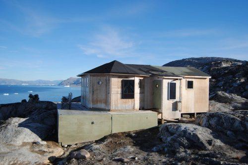 Alojamiento en Tiniteqilaaq