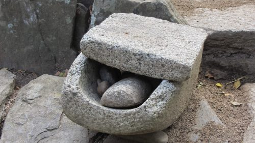 Metate de Chairama