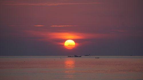 Karimunjawa sunset