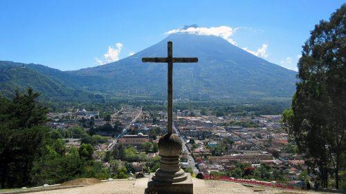 Mirador de la Cruz Antigua