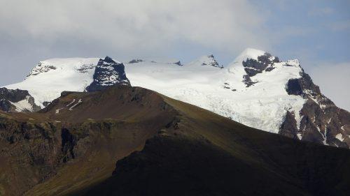 Montañas Vatnajokull