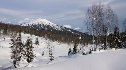 Montañas de Durminskoye