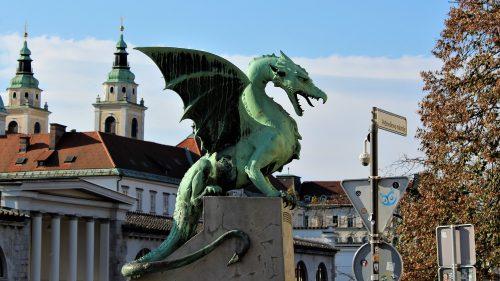 Dragón de Ljubljana