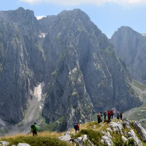 PEAKS OF THE BALKANS TREKKING