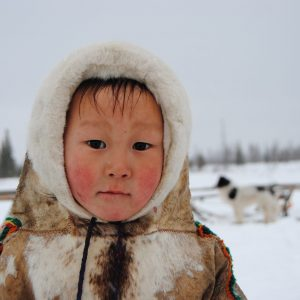 ANTHROPOLOGICAL EXPEDITION WITH THE NENETS