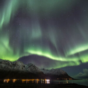 WINTER WONDERS AND NORTHERN LIGHTS