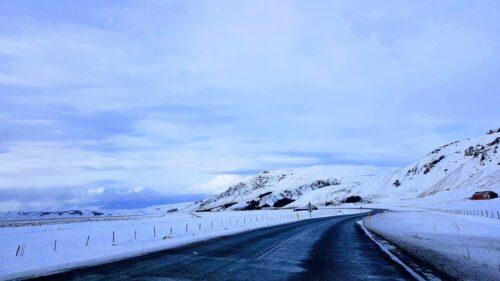 Carretera invernal