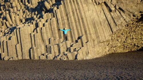 Columnas de basalto, Vík
