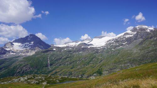 Dent Parrachée y Domes de la Vanoise