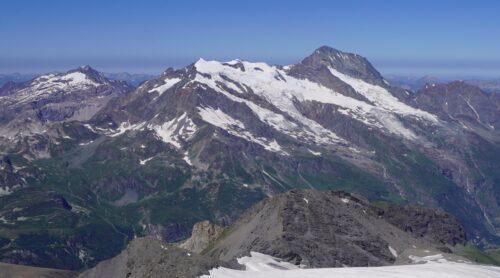 Glaciares del Mont Pourri
