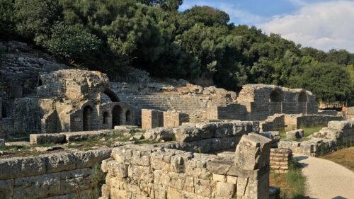 Butrint, complejo arqueológico